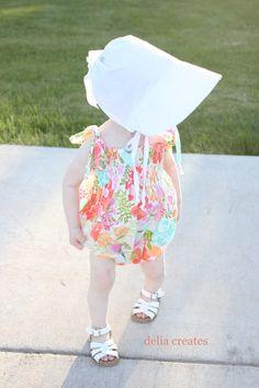 Delia Creates Vintage Brimmed Bonnet Free Pattern