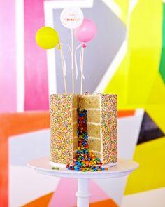 deco anniversaire confetti