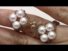 Raw Pearl and Montee Ring - YouTube