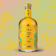 Packaging Design - Get A Custom Product Package Design Online Beverage Packaging, Bottle Packaging, Brand Packaging, Packaging Design, Product Packaging, Product Label, Rum Bottle, Wine Bottle Labels, Alcohol Spirits