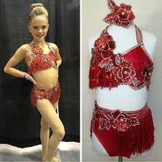 So fun seeing my costumes come to life! Dance It Out, Dance Stuff, Jojo Siwa Hair, Pageant Swimwear, Dance Uniforms, Dance Costumes Lyrical, Dance Pictures, Girl Dancing, Cute Little Girls