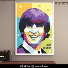 JOHN LENNON  was an English singer, songwriter and peace activist[2]who gained worldwide fame as the founder, co-lead vocalist, and rhythm guitarist ofthe Beatles. Hissongwriting partnershipwithPaul McCartneyremains the most successful in musical history . Art by @pensilkurva  #stayhome . . . . . . . #gift #commissionsopen #hadiah #corel  #fun #vectorface #indonesia @vxvina  @get_repost  #jasadesign #hijab #desain #cheap #vectorartxwpap #commission #desainrumahminimalis #free #commissions  Pop Art Face, Paul Mccartney, John Lennon, Beatles, Musicals, Batman, Cartoon, Superhero, History