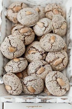 Coconut Recipes, Fruit Recipes, Sweet Recipes, Cookie Recipes, Dessert Recipes, Sweet Cookies, Biscuit Cookies, Cupcake Cookies, Cupcakes