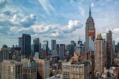 The new empire - New skyscraper in front of empire state building will change New York cityscape