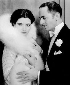 Kay Francis & William Powell in Ladies' Man, 1931