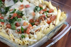 This Applebee's Three Cheese Chicken Penne Copycat recipe is filled with all your favorite flavors and tastes. The chicken pasta bake is loaded with hearty chicken, fresh tomatoes, and of course plenty of cheesy goodness. Three Cheese Chicken Penne Recipe, Chicken Penne Recipes, Chicken Penne Pasta, Pasta Recipes, Cooking Recipes, Applebees Chicken Alfredo Recipe, Cheesy Chicken, Dinner Recipes, Fondue Recipes