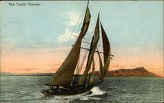 "The Yacht ""Hawaii"""