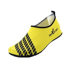 Moolecole Beach/Swimming/Aqua Shoes Unisex Barefoot Skin Shoes for Beach >>> Check this awesome product by going to the link at the image.