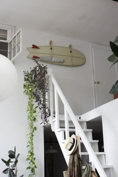 Bikes & Skis & Surfboards, Oh My: Ingenious Ways to Store Gear in a Small Space | Apartment Therapy