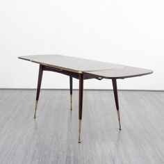 Velvet-Point - 1950s coffee / dining table- Karlsruhe