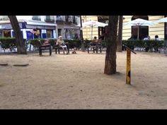 Plaza de Guardias de Corps. Madrid