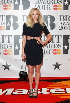 Pin for Later: Les Stars de la Musique Se Rendent à Londres Pour les Brit Awards Fearne Cotton
