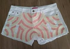 Shorts, Fashion, Moda, Fashion Styles, Fashion Illustrations, Short Shorts, Hot Pants