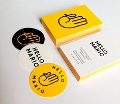 Logo Design and Branding for Hello Mario by Min 1