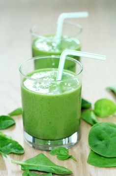 4 Ingredient Green Smoothie Recipe