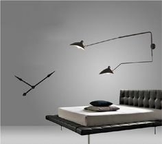 America France One Arm Wall Lamp 1 Curved Arm Sconce wall lamp with one rotating straight arm, View Rotating arm wall sconce on a round mounting plate, ARTLIIGHTING Product Details from Foshan Super Win Import&Export Company Ltd. on Alibaba.com
