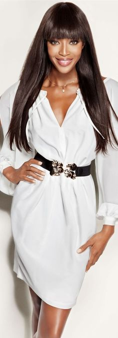 Naomi Campbell - Look good, feel great! - Book your beautytreatments at treatwell.nl