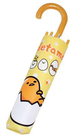 Gudetama Folding Umbrella New Sanrio Japan Character Anime F S | eBay