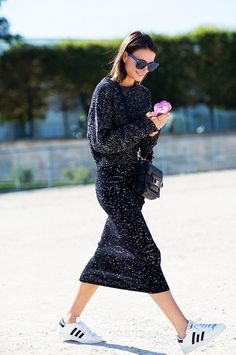 Hop to Studded Hearts Pinterest for the best street style inspiration