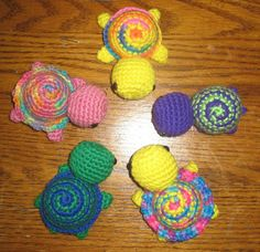 1000+ images about Turtle Amigurumi Crochet / Crafts and ...