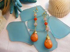 SALE Princess Naya Earrings by Nezihe1 on Etsy, $18.00