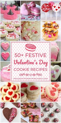 Surprise a special someone with these festive& delicious Valentine's Day cookies. Nothing says I love you like a homemade batch of cookies! Strawberry Chocolate Chip Cookies from& Baking Addiction Valentine's Chocolate Chip Cookie Hearts from& Valentine Desserts, Valentines Day Cookies, Valentines Baking, Valentine Chocolate, Valentine Treats, Valentines Day Party, Holiday Desserts, Holiday Treats, Holiday Baking