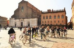 2-Hour Historic Bike Tour of Bologna Set off on your adventure to discover Bologna? Bologna by bike is the perfect solution to immerse yourself into the great history of Bologna, the heart of Emilia. Your journey around the city exposes the beauty of the arcade-lined streets and the secrets of the medieval town along with a skilled guide, in an easy-to-ride city surrounded by prominent landmarks. You will see the University of Bologna, the oldest university in the world, right...