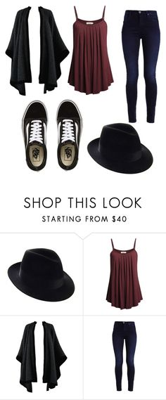 """Mila's casual wear"" by pantsulord ❤ liked on Polyvore featuring Yves Saint Laurent and Vans"