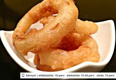 Extra ropogós amerikai hagymakarikák | NOSALTY – receptek képekkel