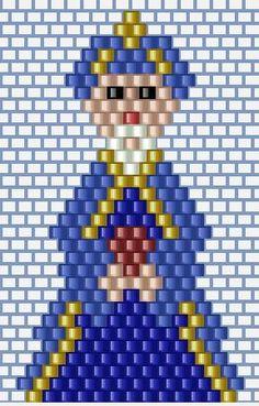 Elendili Bisart: Ya vienen los Reyes Magos... Melchor
