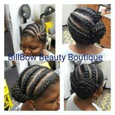 Crochet Braids Virginia : Crochet braids, Natural hair hairstyles and Virginia on Pinterest