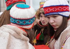World's Indigenous Peoples' Day 2015 in Karasjok and Teriberka Indigenous Peoples Day, Kirkenes, Hunter Gatherer, Russia, Winter Hats, World, The World