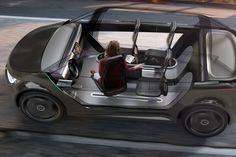 car design concept 50s autonomous - Google Search