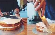 On les voit un peu partout sur Pinterest et Instagram: les naked cakes! Voici notre petit guide pour monter le naked cake. Pour la recette, elle se trouve dans notre numéro d'avril.