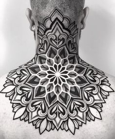 ideas tattoo mandala back sacred geometry for 2019 - Tattoo Images Cool Chest Tattoos, Badass Tattoos, Head Tattoos, Forearm Tattoos, Body Art Tattoos, Colorful Mandala Tattoo, Dotwork Tattoo Mandala, Mandala Tattoo Design, Tattoo Designs