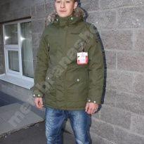 Подростковая одежда Дидриксон - Подростковые куртки Дидриксон