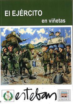 EL EJÉRCITO EN VIÑETAS : Museo Histórico Militar de A Coruña, A Coruña, del 22 de mayo al 28 de junio de 2018 / Esteban. -- La Coruña : Publicaciones Arenas y Librería Arenas , 2018. -- 46 p. : il. cor. ; 30 cm. ISBN: 978-84-95100-88-7.  1. Exército-Na arte-Exposicións Comic Books, Comics, Sands, Museums, Military, Art, Cartoons, Cartoons, Comic