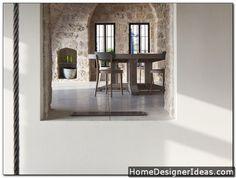 Interior Design Factory Jaffa House by Pitsou Kedem Architect