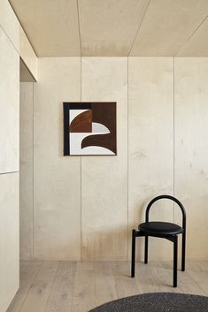 Are you looking for a tiny apartment design with simple but cool? This micro-apartment that built with plywood may inspire … Laminate Cabinets, Plywood Cabinets, Plywood Walls, Micro Apartment, One Bedroom Apartment, Apartment Renovation, Apartment Design, Studio Apartment, Small Shoe Cabinet