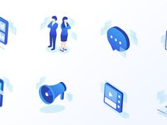 How it works Iconset by Avian Rizky - Dribbble