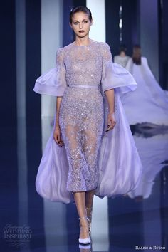 2014/2015 HAUTE COUTURE BRIDAL GOWNS   ... Fall/Winter 2014-2015 Haute Couture Collection   Wedding Inspirasi