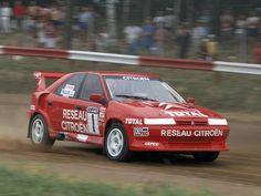 Citroen Xantia rallycross car