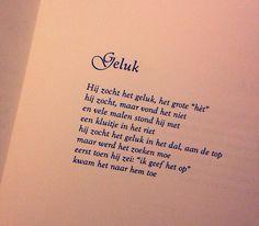 gedicht 65 jaar toon hermans geluk door Toon Hermans | Spreuken | Pinterest | Poem, Wisdom and  gedicht 65 jaar toon hermans
