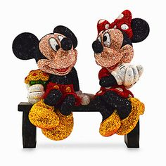 e5bbdc224 Mickey and Minnie Mouse Limited Edition Figurine by Arribas Brothers Disney  Mugs, Disney Nerd,