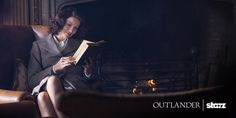 It's Read Across America Day! Re-read #Outlander to tide you over until the journey continues on April 4th.