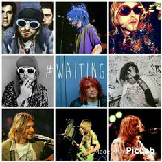 Waiting for Montage of Heck!