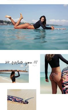 84e90744a17e6 Surf Bikinis   18 Chic Suits That Stay On In The Waves