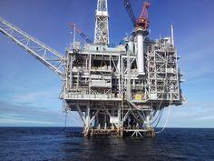 Rig ref - 3 oil rig