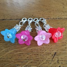 A personal favourite from my Etsy shop https://www.etsy.com/uk/listing/249531162/glass-bead-zipper-pull-flower-zipper