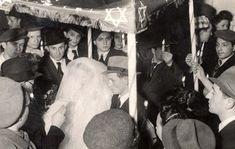 Wedding at Mittenwald Displaced Persons Camp, 1946